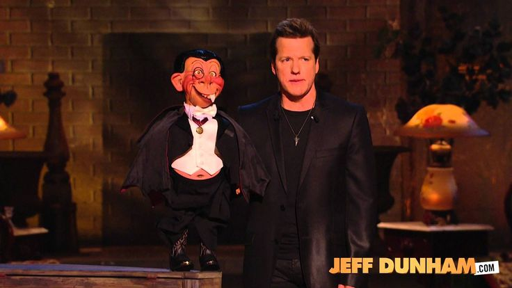 Jeff Dunham -- Bubba J is a Vampire! -- Minding the Monsters (+playlist)