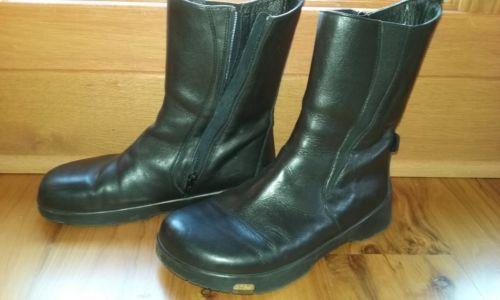 Birkenstock-Footprints-Black-Ankle-Boots-Women-039-s-Size-38-7