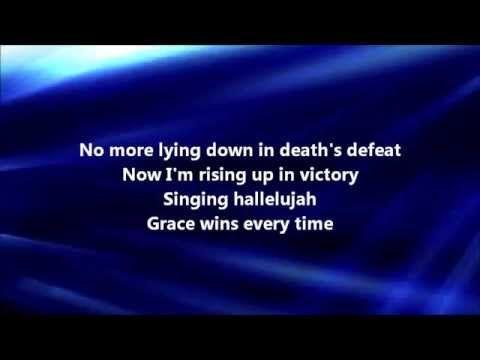 Matthew West - Grace Wins (Lyrics) I'm down but not out. Grace wins every time!