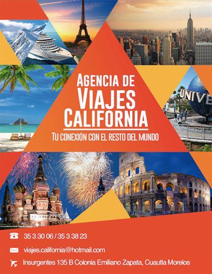 Agencia de Viajes California