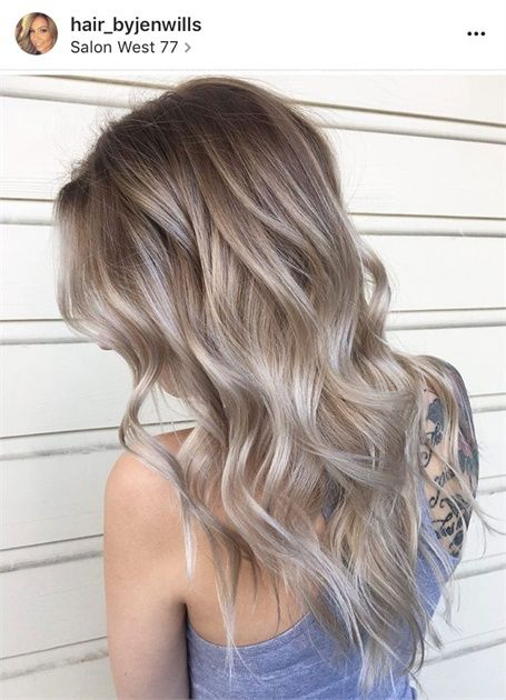 Cool Blonde Hair Colors 46