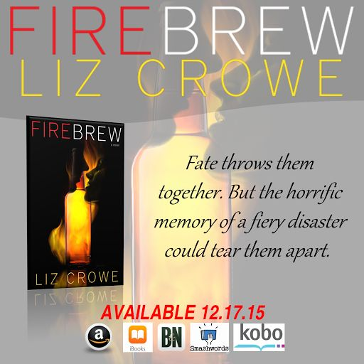 Book-o-Craze: Release Blitz {Teaser} -- FireBrew by Liz Crowe