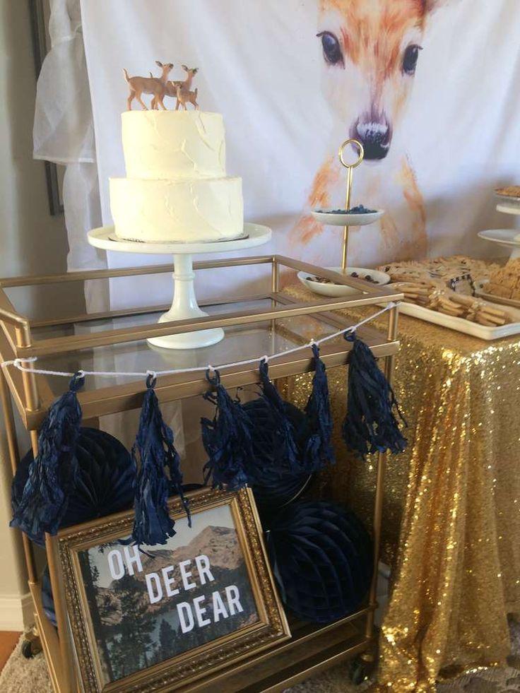 deer baby shower party ideas - Shower Ideas