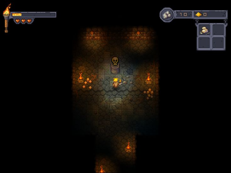 """Primož Vovk en Twitter: """"#screenshotsaturday To steal or not to steal, that's the question. #CourierOfTheCrypts #Indiegame http://t.co/XcIBRzkvwJ"""""""