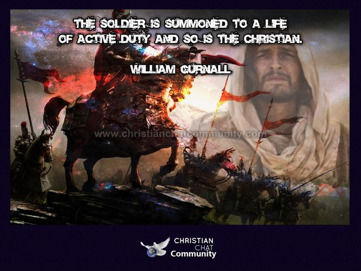 Active Duty - William Gurnall - Christian Chat Community