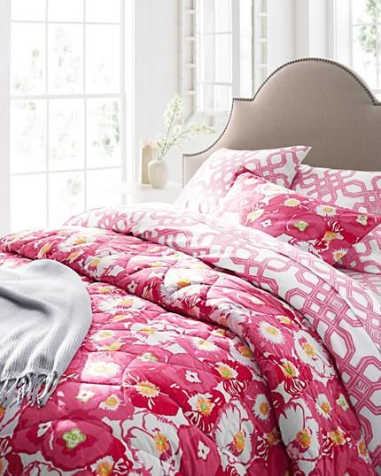 Lilly Pulitzer® Resort Chic Comforter And Sham Collection   Garnet Hill