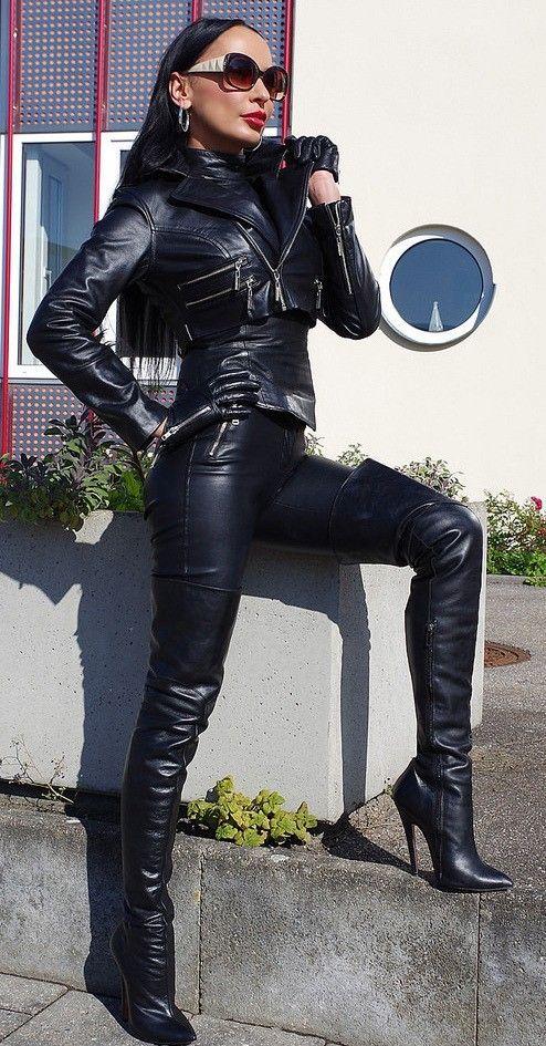 #leatherleggingsoverknees #sachen #schöne #sehr Sehr schöne Sachen ????