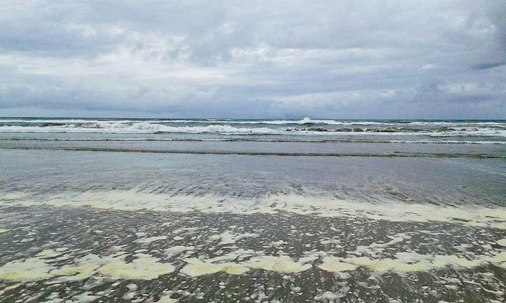 The weather may be gloomy with dark clouds and few showers but still it was an inspired trip. <3 Watch our interesting #WaihiBeach adventure on my YouTube channel:  https://www.youtube.com/user/alternachic15/videos