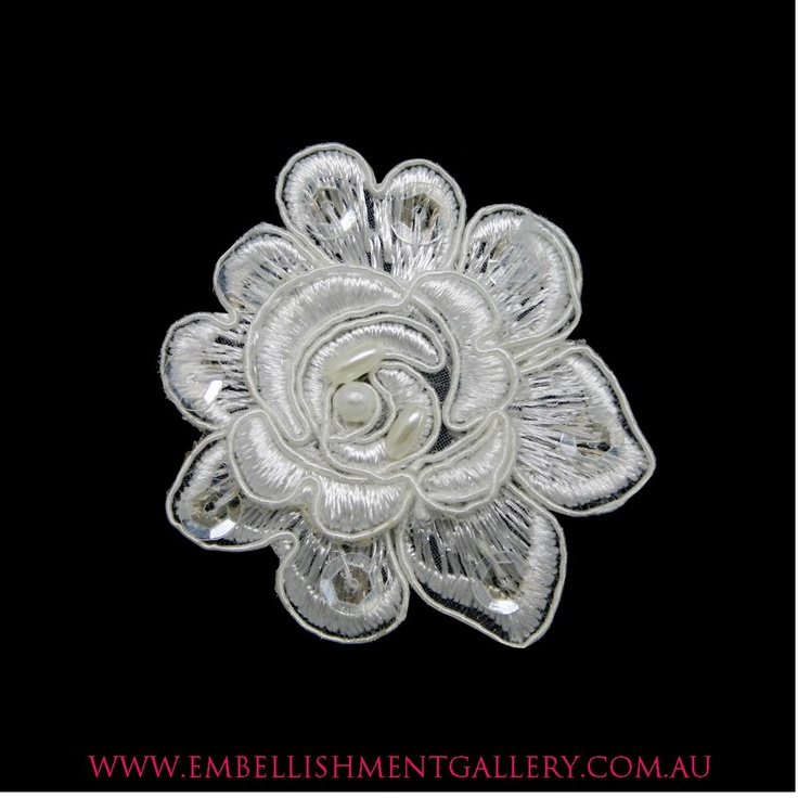 Embellishment Gallery supplies lace  motif's for all types of embellishments. Lace motif's for special occasions and embellishment on decorations & invitations/ D.I.Y invitations/ D.I.Y crafts/ wedding decorations, wedding invitations, bridal garments, you name it!