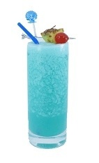 Blue Hawaian Cocktail...Perfect for summer!!!