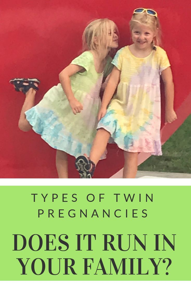 If you are pregnant with twins or if you know someone who is