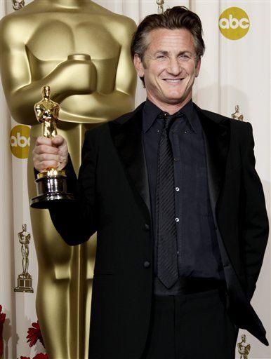 Sean Penn (The Milk) - Best actor 2009