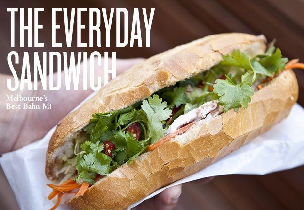 Melbourne's Best Bánh Mi - Food & Drink - Broadsheet Melbourne