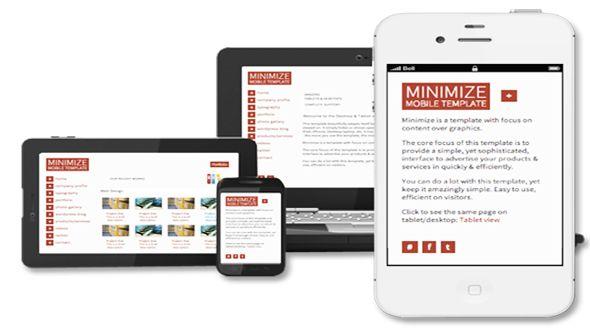 WordPress Mobile Themes 2013