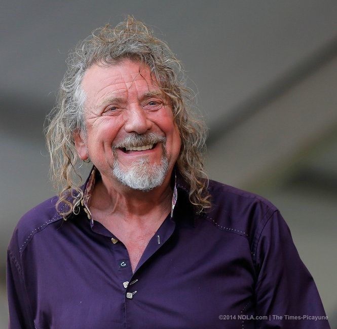 Robert Plant & The Sensational Space Shifters | Jazz Fest | 26/04/2014 | pinned by Cormael Lia