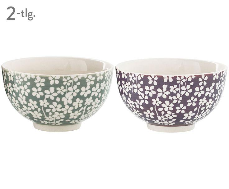 Die besten 25+ lila Geschirr Sets Ideen auf Pinterest Teetassen - edles geschirr besteck porzellan silber
