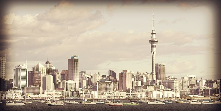 Auckland City , New Zealand