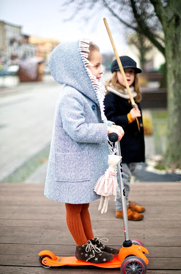 Autumn in the middle of winter | Vivi & Oli-Baby Fashion Life