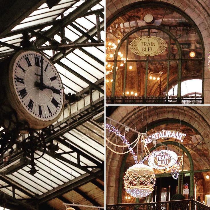 Gare de Lyon http://ift.tt/1YlsNud