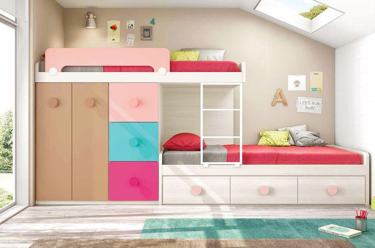 les 25 meilleures id es de la cat gorie lit superpos sur pinterest enfants lit design lits d. Black Bedroom Furniture Sets. Home Design Ideas
