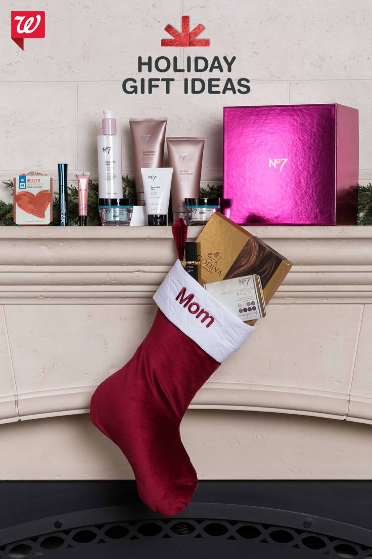 Mom deserves the best. Show her your appreciation with glamorous gifts that pamper, like the Boots No7 Holiday Gift Set and Godiva chocolates.