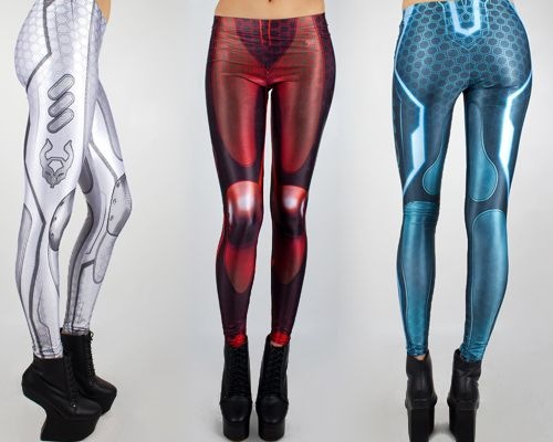 Subsonic Leggings are now available! Online only! http://shop.cyberdog.net/subsonic-leggings/p2322