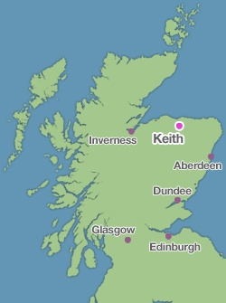 289 best scotland maps images on pinterest scotland scotland map keith map gumiabroncs Image collections