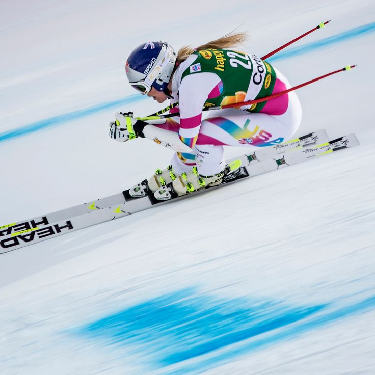 What Happens When Lindsey Vonn Gets Pissed