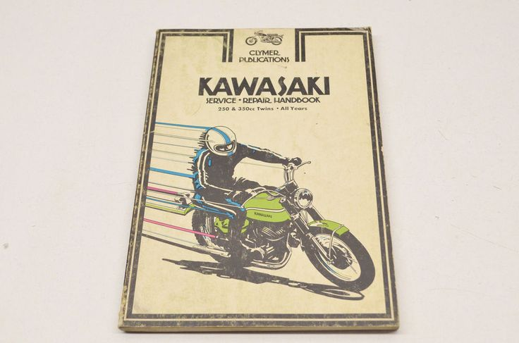 Clymer Kawasaki 250 & 350cc Twins All Years Service Repair Handbook | eBay Motors, Parts & Accessories, Manuals & Literature | eBay!