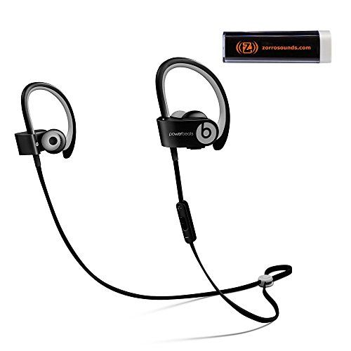 Special Offers - Beats by Dre PowerBeats 2.0 Wireless Sport In-Ear Headphones in Matte Black with Zorro Sounds Mobile Charger Review - In stock & Free Shipping. You can save more money! Check It (November 06 2016 at 01:21PM) >> http://eheadphoneusa.net/beats-by-dre-powerbeats-2-0-wireless-sport-in-ear-headphones-in-matte-black-with-zorro-sounds-mobile-charger-review/