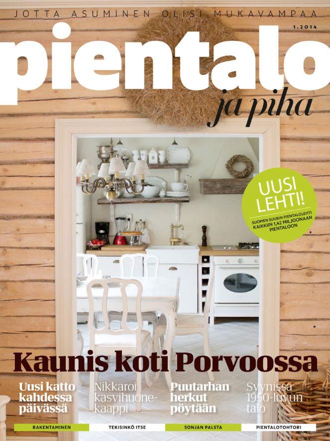 Pientalo ja piha 1/2014