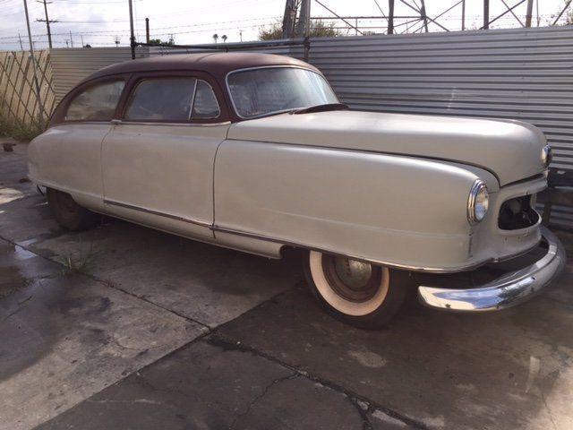 1949 Nash Ambassador For Sale