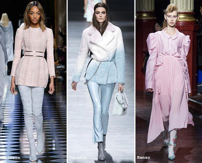 2016-2017 Sonbahar-Kış Renk Trendleri