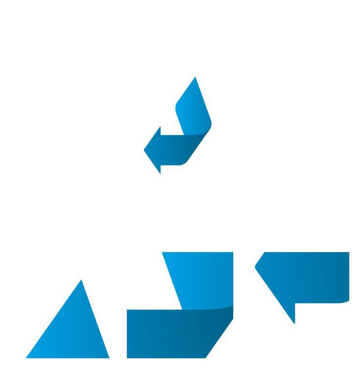 BLUE ARROW - personal work  http://www.behance.net/gallery/LOGOS-VOLUME-01/10734519