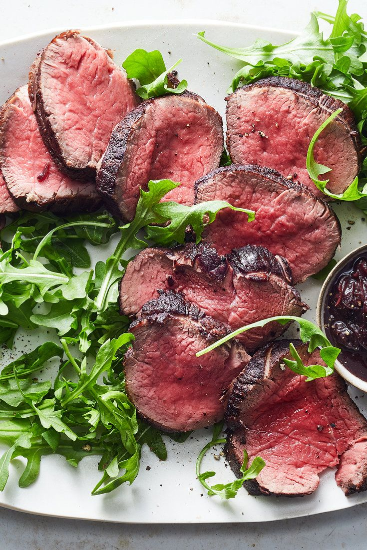 Beef Tenderloin With Red Wine Anchovies Garlic And Thyme Recipe Thyme Recipes Beef Tenderloin Nyt Cooking