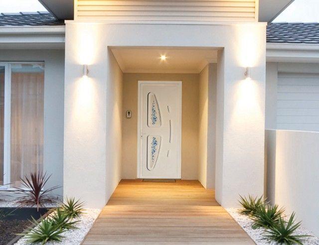 1000 id es propos de porte entree pvc sur pinterest - Porte d entree de maison ...