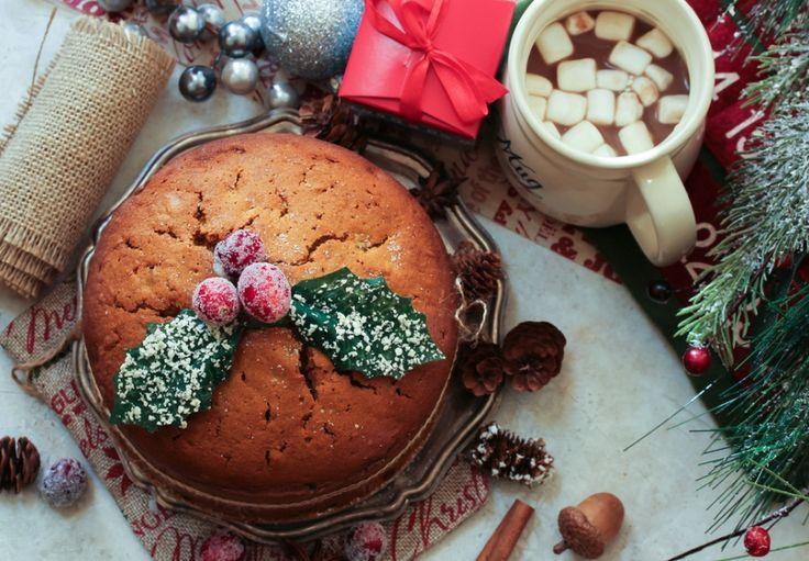Vánoční koláč