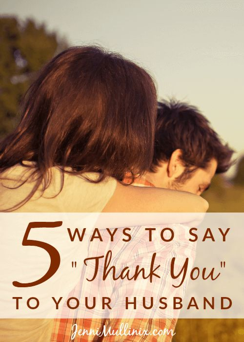 5 fun ideas to help you show appreciation for your husband and cultivate gratitude in your marriage.