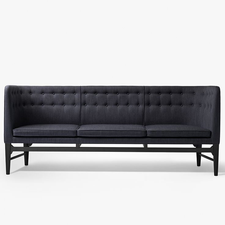 Shop SUITE NY for the Mayor Sofa by Arne Jacobsen and Flemming Lassen for the Sollerod City Hall in Denmark and more modern furniture from AndTradition