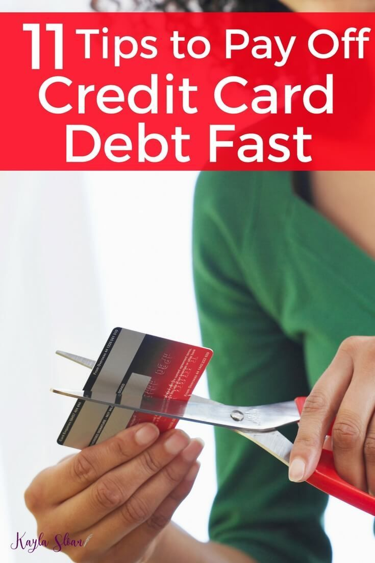 11 Smart Tips To Pay Off Credit Card Debt Fast Balance Transfer Credit Cards Calculat Paying Off Credit Cards Small Business Credit Cards Credit Cards Debt