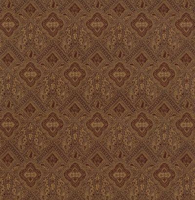 обои бежево-коричневые T6076 Brown Thibaut