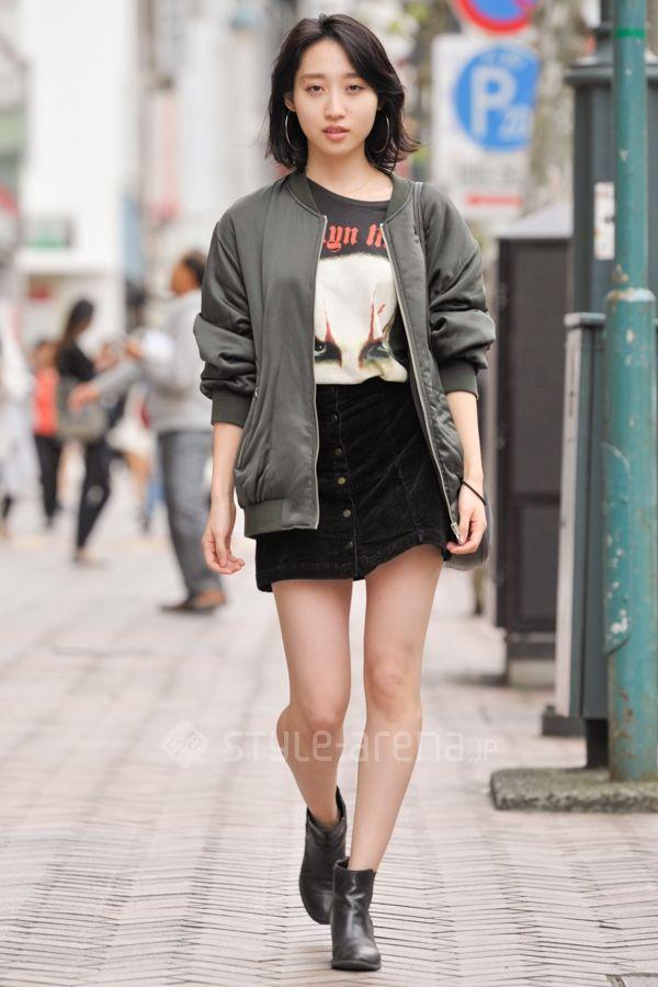 moeさん | ZARA Bay Island FOREVER 21 COACH | 2016年 10月 第4週 | 渋谷 | 東京ストリートスタイル | 東京のストリートファッション最新情報 | スタイルアリーナ