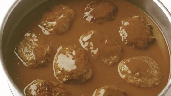 Brun saus til kjøttkaker