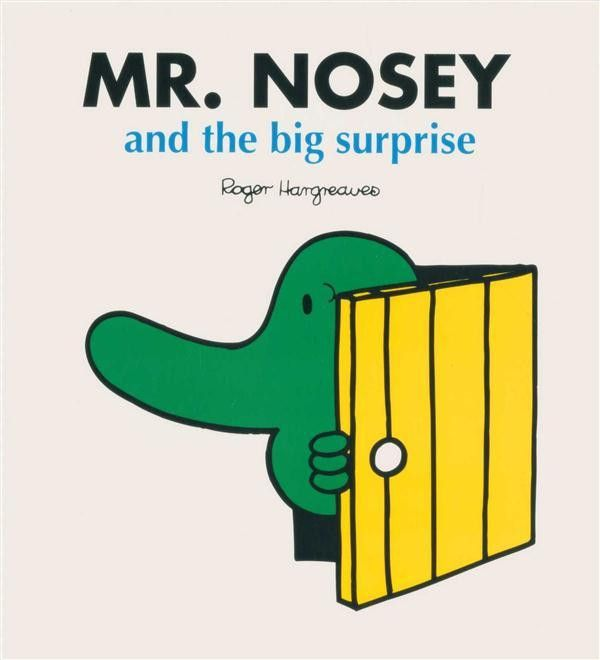 Great children's gift Mr Nosey And The ... Check it out here http://davesdeals.com.au/products/mr-nosey-and-the-big-surprise-mr-men?utm_campaign=social_autopilot&utm_source=pin&utm_medium=pin #Childrentoys #Childrenbooks