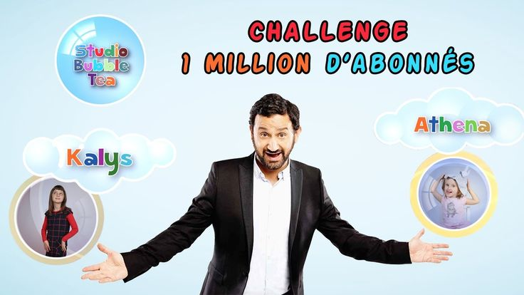 CHAT BLA BLA - GO 1 MILLION - STUDIO BUBBLE TEA EN TCHAT EN DIRECT - YouTube