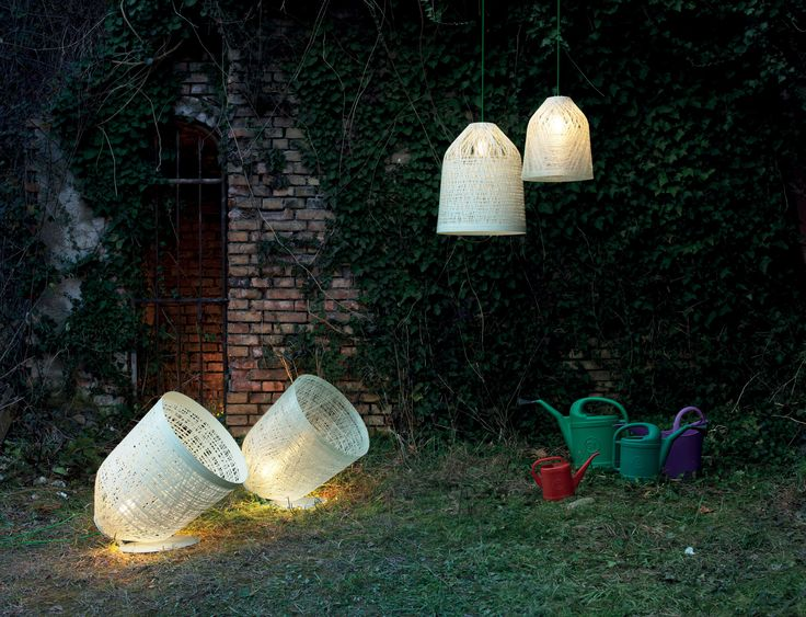 Black Out Lamp   Outdoor   H 65 Cm White By Karman   Design Furniture And  Decoration With Made In Design