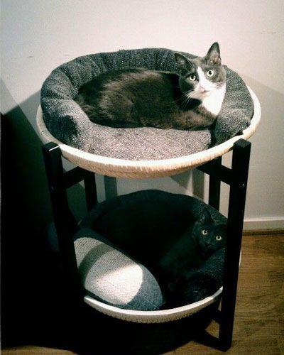 Stilige hunde- og kattemøbler du kan lage selv
