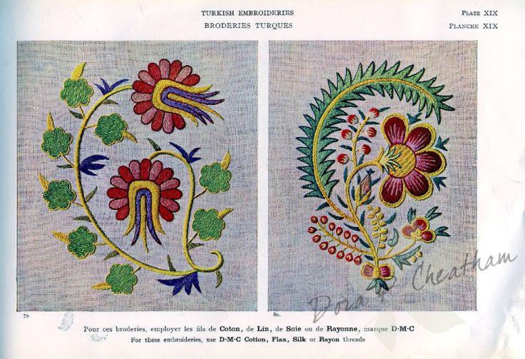 Turkish Embroidery - Dora2012