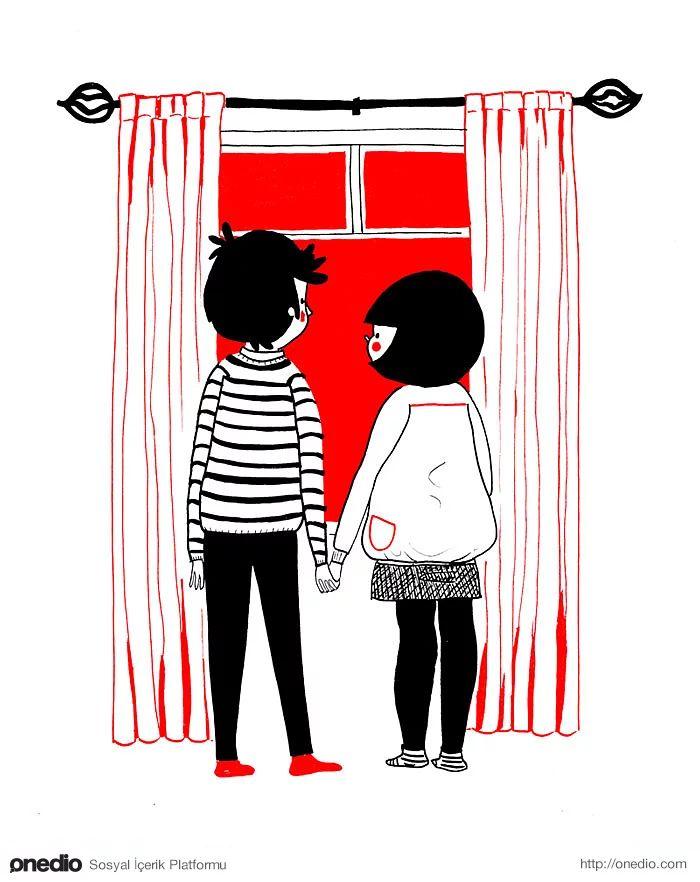 Siz birlikte olduğunuz sürece...