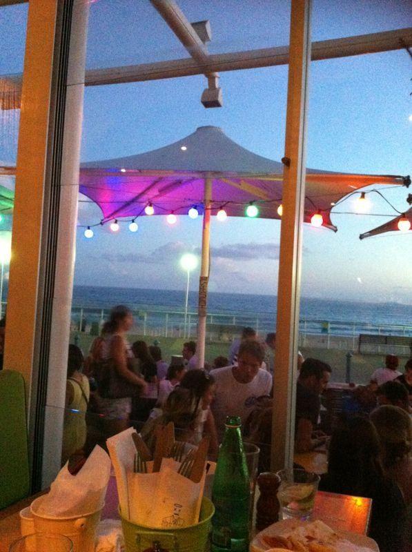 Bucket List Bar & Eatery, Bondi Pavilion, Queen Elizabeth Drive, Bondi Beach  Long Lazy Cocktails, Great wine.  http://thebucketlistbondi.com